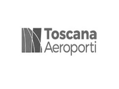 logo toscana aeroporti per aurora catering