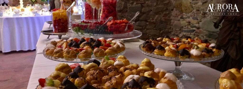 buffet aurora catering