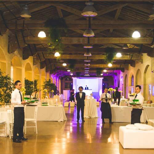 organizzazione eventi - aurora catering