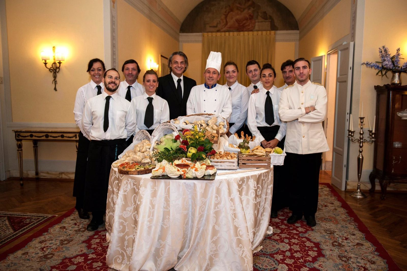 staff aurora catering