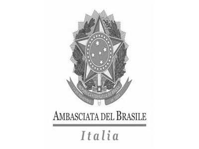logo ambasciata del brasile