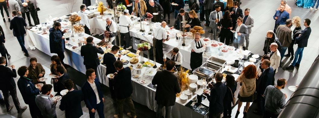 catering per evento aziendale di aurora catering