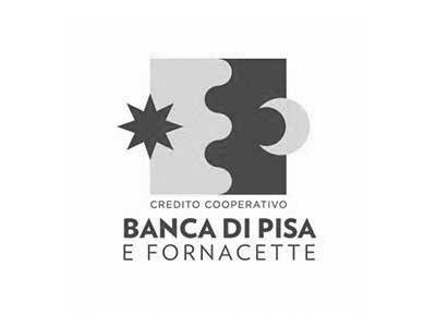 logo banca di pisa e fornacette