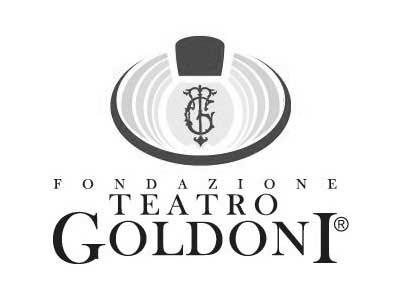 logo fondazione teatro goldoni