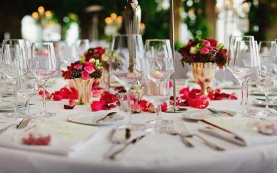 Idee per il catering di matrimonio: quale menu scegliere