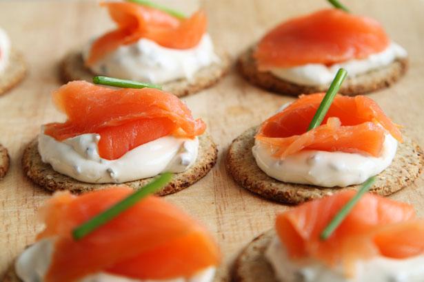 antipasti salmone menù di pasqua