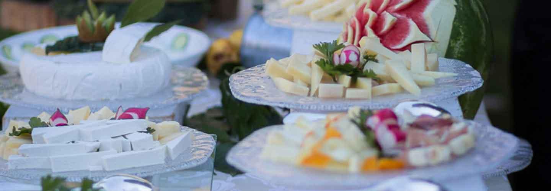 aurora catering piatti cerimonie