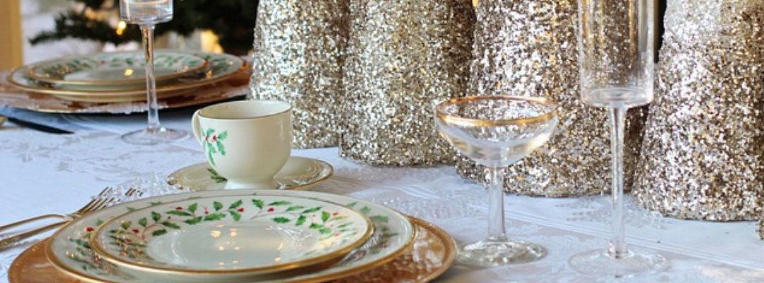 Come apparecchiare la tavola di Natale