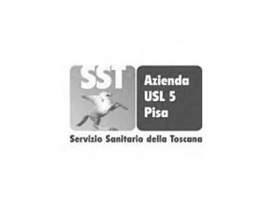 logo servizio sanitario della toscana sst